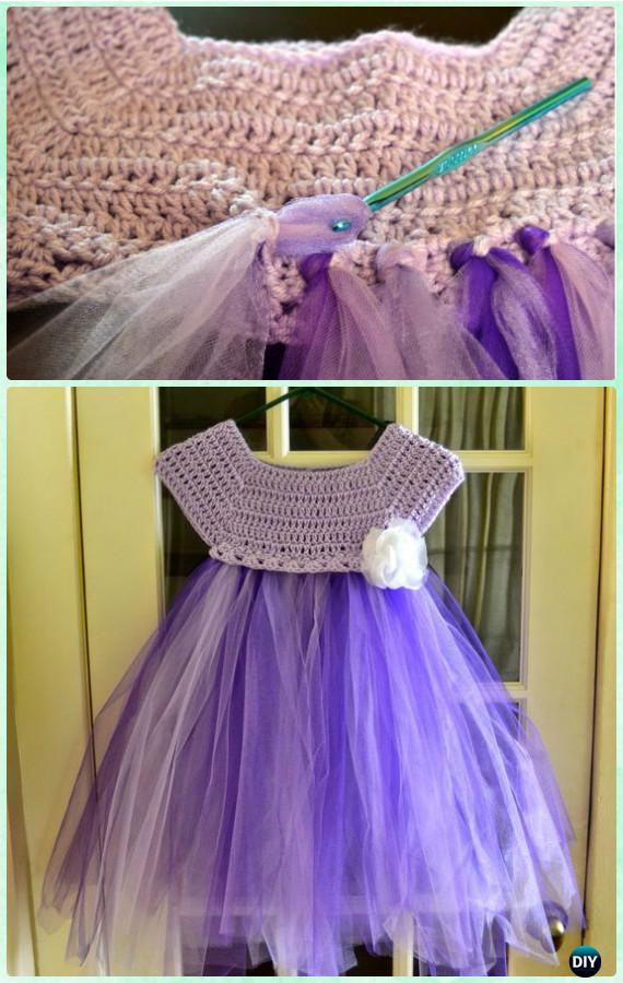 Beautiful Diy Crochet Tutu Dress Bodice Free Patterns Crochet Girl Dress Of Awesome 46 Images Crochet Girl Dress