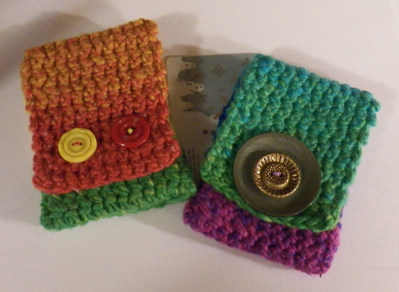 Beautiful Don T Eat the Paste Crocheted Gift Card Holders Pattern Crochet Gifts Of Amazing 45 Models Crochet Gifts