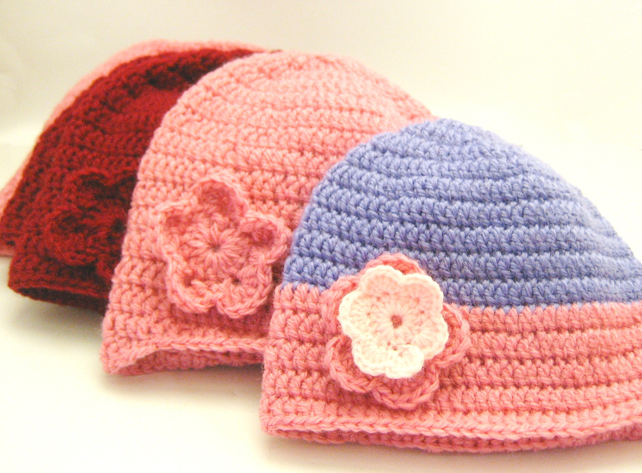 Beautiful Double Crochet Beanie Tutorial for Beginners · How to Make Crochet Hat Tutorial Of Amazing 45 Ideas Crochet Hat Tutorial