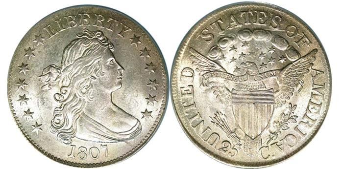Beautiful Draped Bust Quarter Value 1796 1807 Coin Values Valuable Us Quarters Of Charming 41 Models Valuable Us Quarters