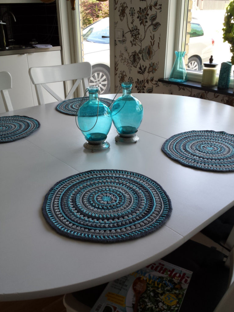 Beautiful Dress Up Your Table with these Stylish Crochet Placemats Crochet Table Mat Of Gorgeous 47 Ideas Crochet Table Mat