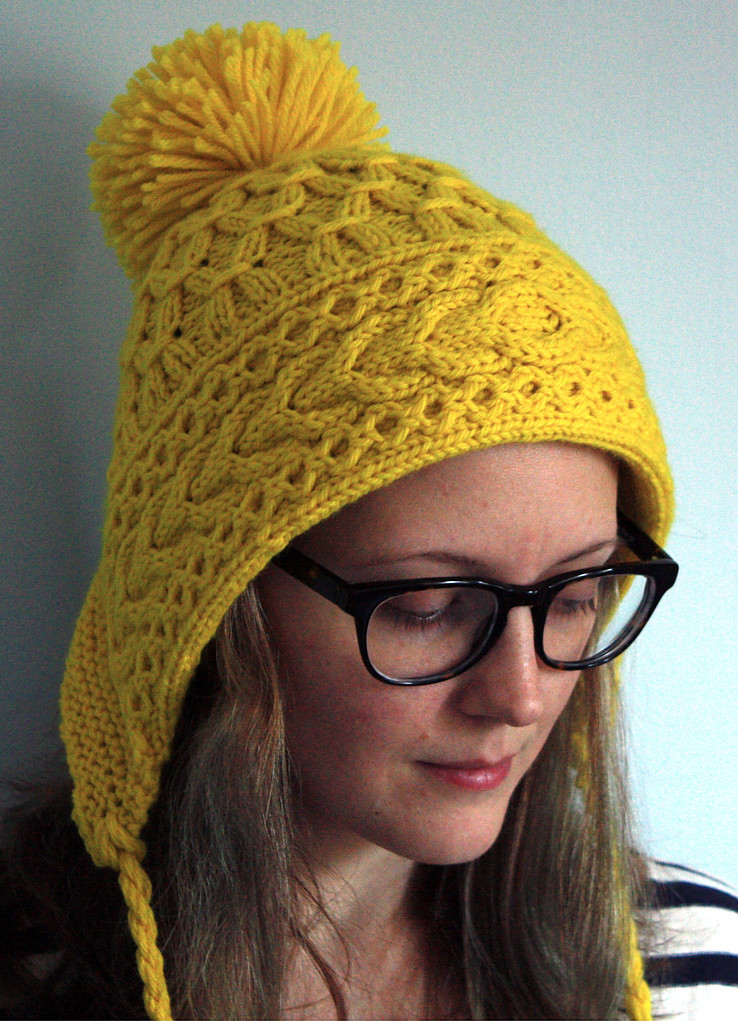 Beautiful Earflap Hat Knitting Patterns Cable Hat Pattern Of New 40 Models Cable Hat Pattern