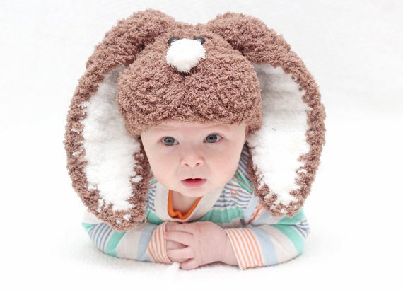 Beautiful Easter Bunny Baby toddler Hat with Floppy Ears Crocheteaster Crochet Bunny Hat Of Gorgeous 50 Photos Crochet Bunny Hat