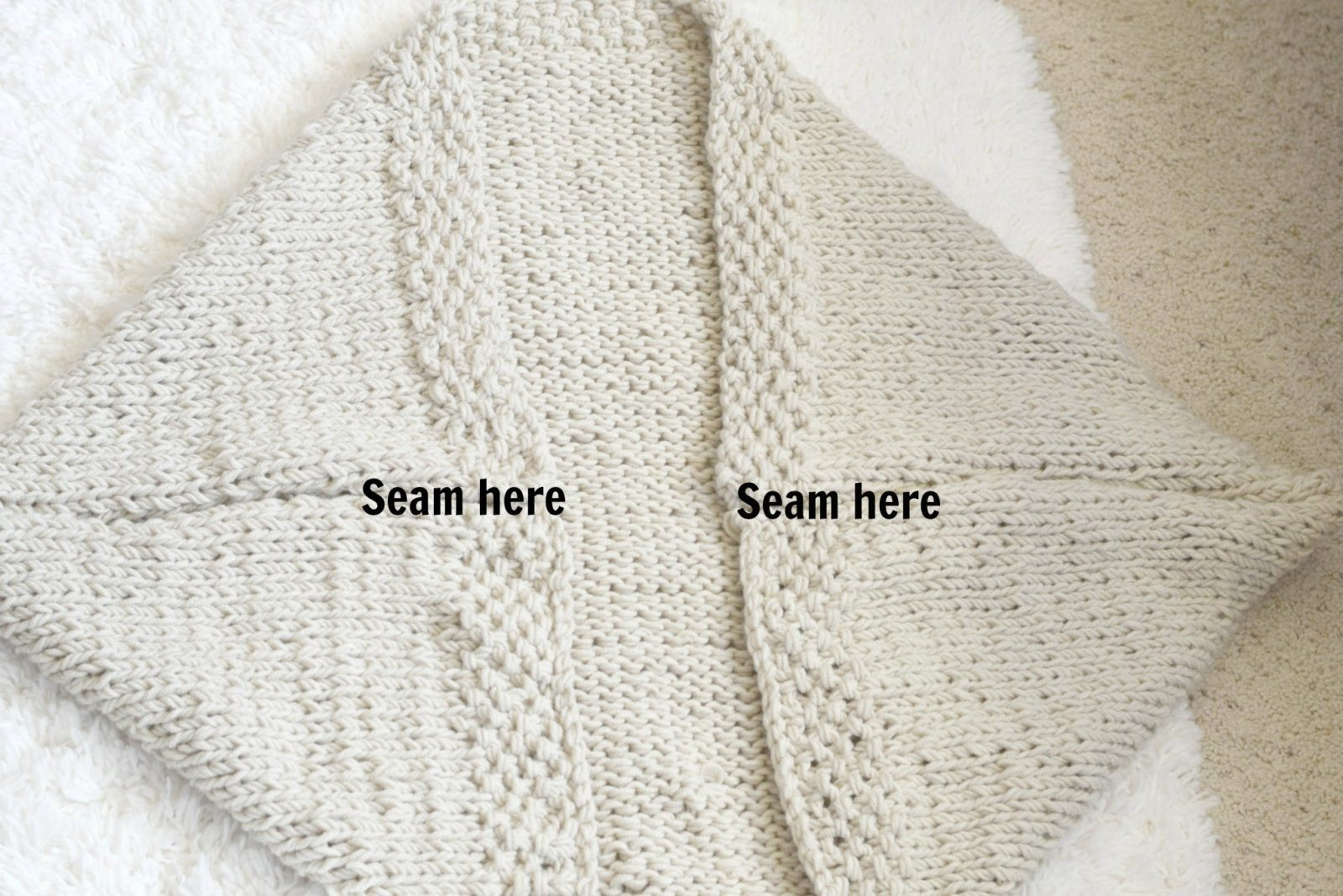Beautiful Easy Knit Blanket Sweater Pattern – Mama In A Stitch Easy Knit Sweater Of Brilliant 50 Images Easy Knit Sweater