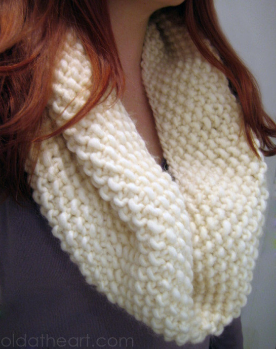 Beautiful Easy Knit Cowl Scarf Simple Knit Scarf Of Attractive 44 Pictures Simple Knit Scarf