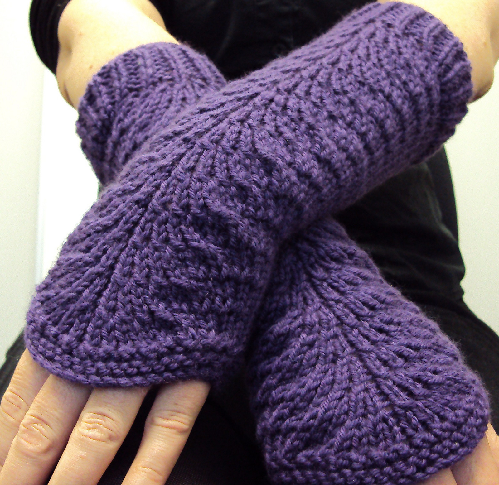 Beautiful Easy Mitts Knit Flat Knitting Patterns Gloves Knitting Pattern Of Contemporary 45 Images Gloves Knitting Pattern
