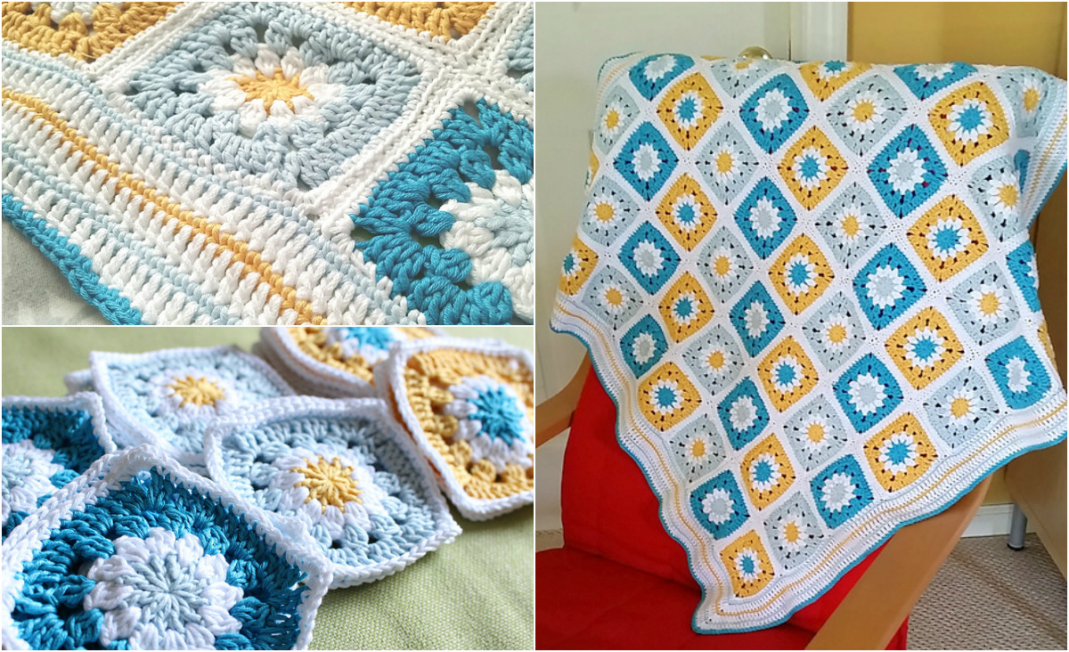 Beautiful [easy]granny Square Baby Blanket Free Pattern Free Crochet Granny Square Baby Blanket Patterns Of Contemporary 45 Pictures Free Crochet Granny Square Baby Blanket Patterns
