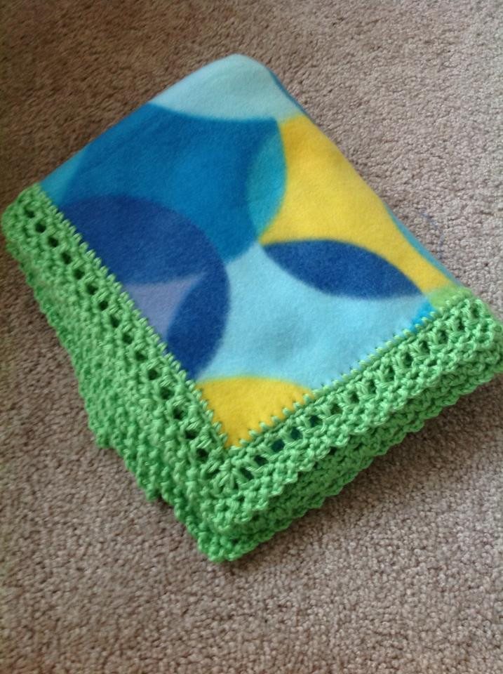 Beautiful Edges for Fleece Baby Blankets Brite Loops Blanket Edging Of Great 41 Pics Blanket Edging