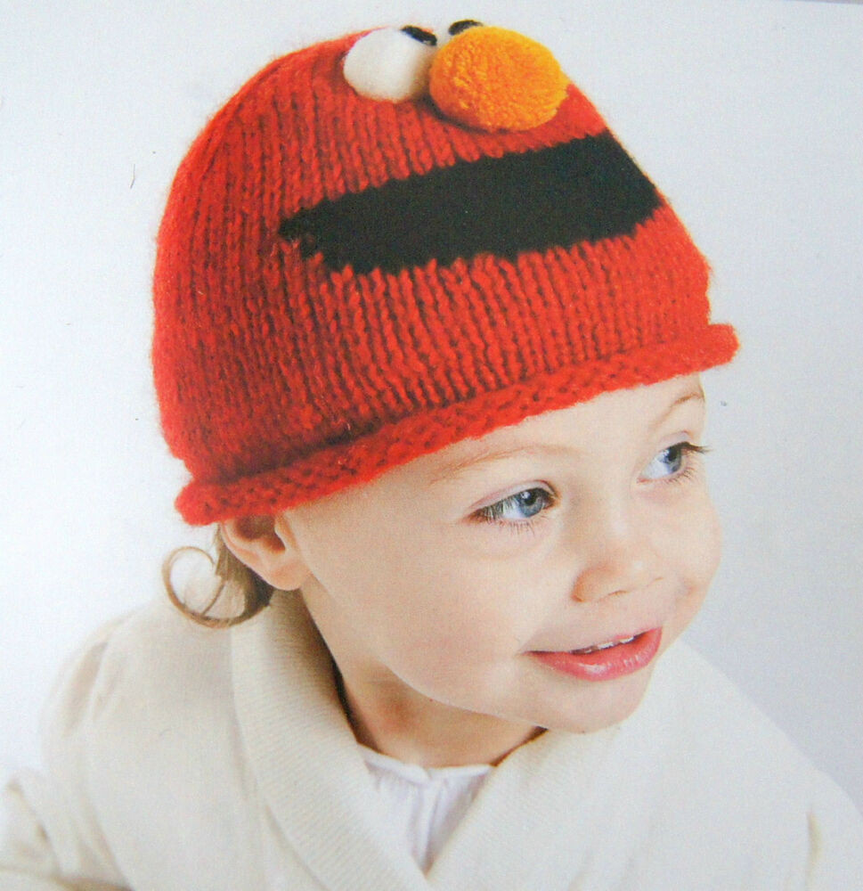 Beautiful Elmo Hat Knit toddlers Cap Baby Boys Girls Animal Costume Baby Animal Hats Of Attractive 49 Images Baby Animal Hats
