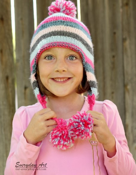 Beautiful Everyday Art Children S Knit Ear Flap Hat Pattern toddler Hat with Ear Flaps Of Innovative 48 Models toddler Hat with Ear Flaps