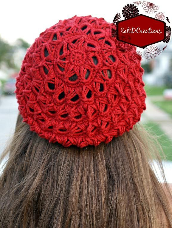 Beautiful Fabulous Broomstick Lace Crochet Projects On Craftsy Free Crochet Slouchy Hat Patterns Of Amazing 50 Pictures Free Crochet Slouchy Hat Patterns