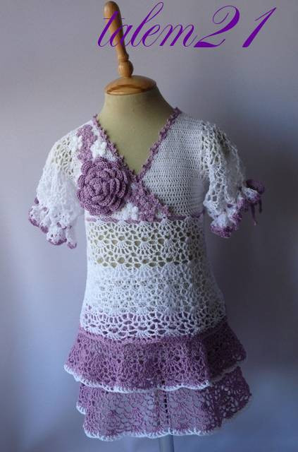 Beautiful Fashion Ts for Little Girls Crocheted Dress Crafts Crochet Little Girl Dress Of Awesome 44 Images Crochet Little Girl Dress