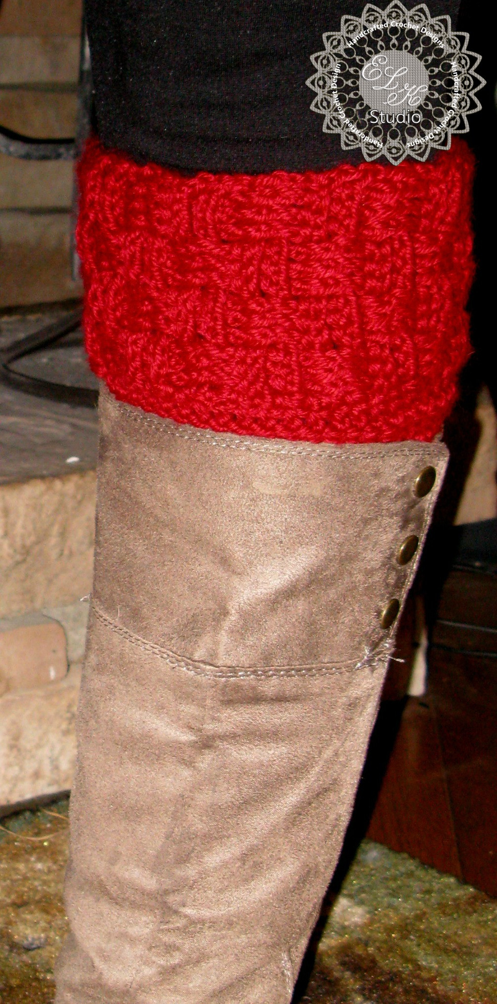 Beautiful Free Basketweave Boot Cuff Pattern Elk Studio Free Crochet Boot Cuff Pattern Of Amazing 42 Ideas Free Crochet Boot Cuff Pattern
