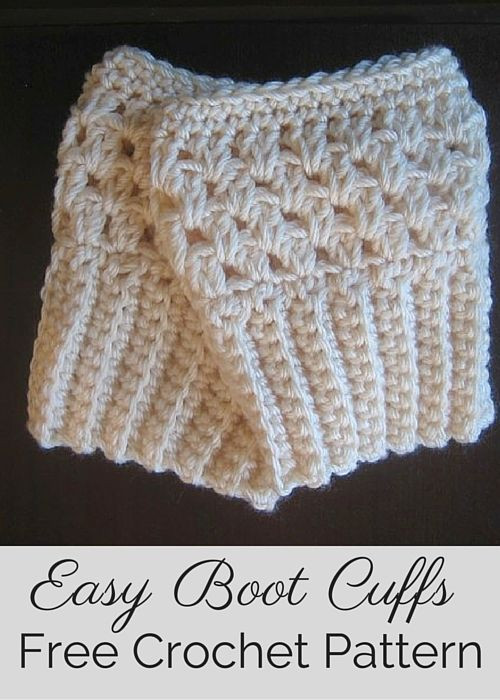 Beautiful Free Crochet Boot Cuffs Pattern Free Crochet Boot Cuff Pattern Of Amazing 42 Ideas Free Crochet Boot Cuff Pattern