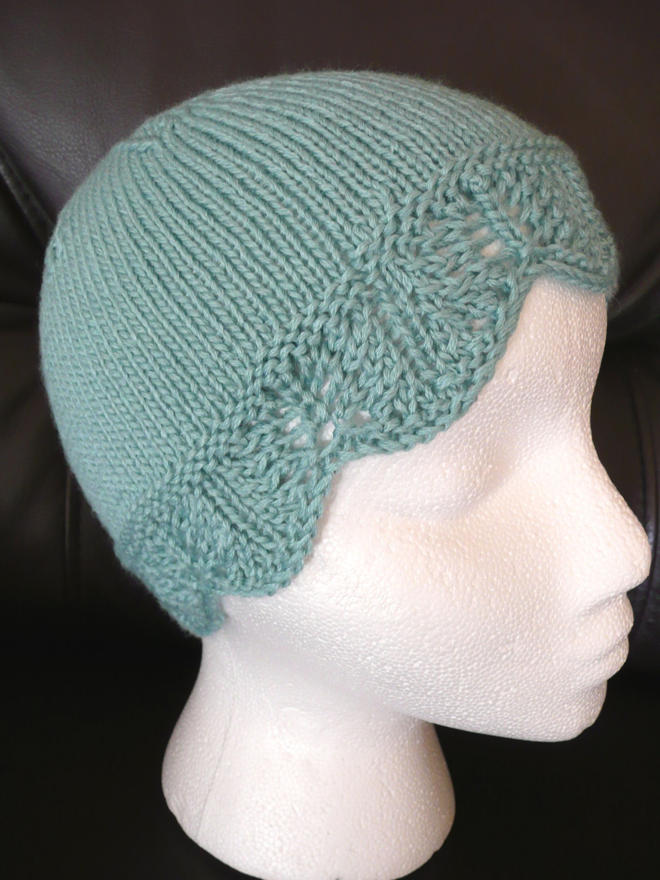 Beautiful Free Crochet Chemo Hat Patterns Knitted Chemo Hats