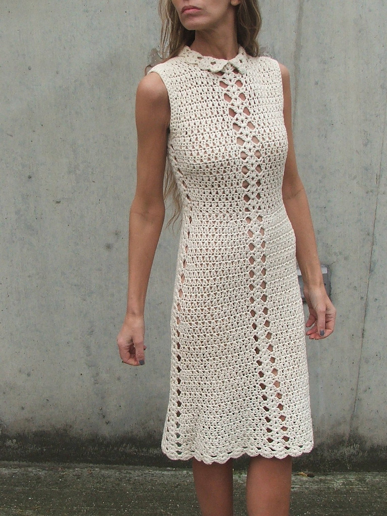 Free Crochet Dress Patterns In English Pakbit for