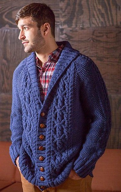 Beautiful Free Crochet Pattern Mens Cardigan Dancox for Crochet Mens Sweater Of Awesome 15 Crochet Men Sweater Patterns 2017 Crochet Mens Sweater