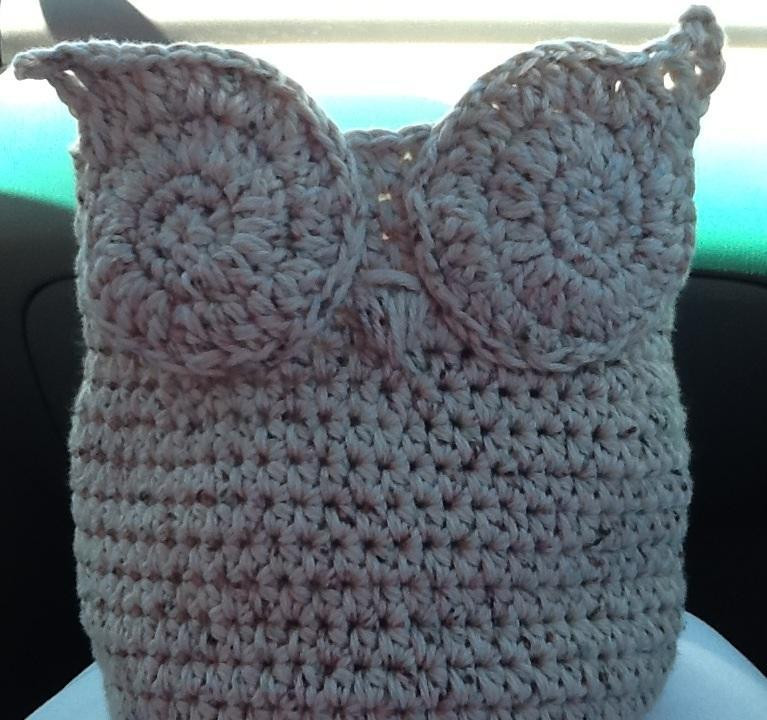 Beautiful Free Crochet Pattern Owl Basket Dancox for Crochet Owl Basket Of Brilliant 47 Photos Crochet Owl Basket