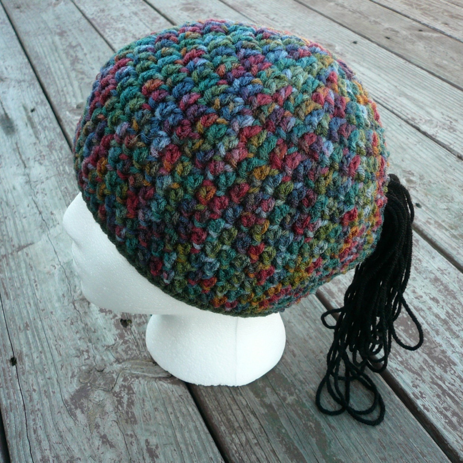 Beautiful Free Crochet Pattern Pony Tail Hat Ponytail Beanie Pattern Of Adorable 50 Models Ponytail Beanie Pattern