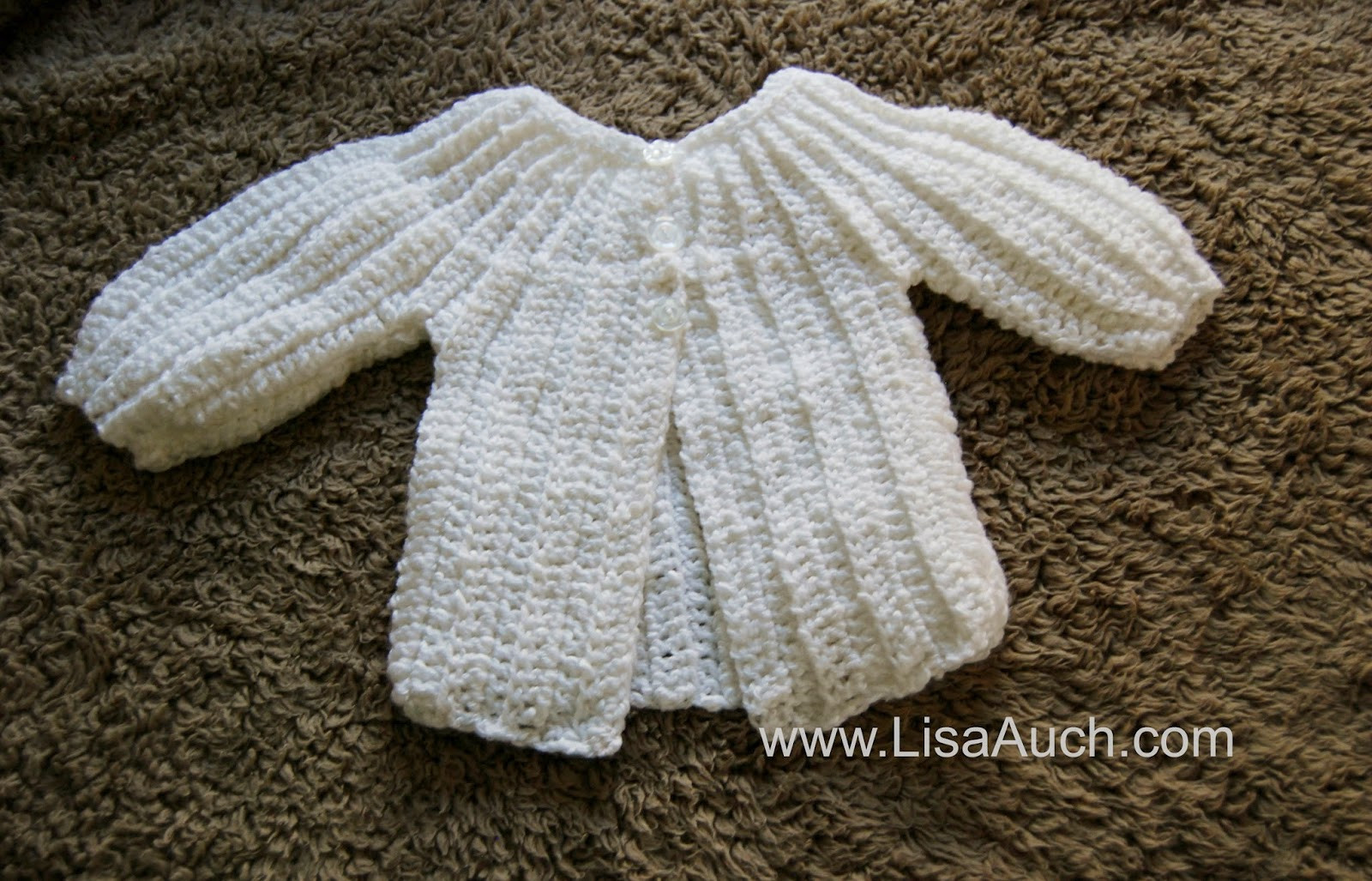 Beautiful Free Crochet Patterns and Designs by Lisaauch Free Free Crochet Baby Sweater Patterns Of Wonderful 40 Images Free Crochet Baby Sweater Patterns