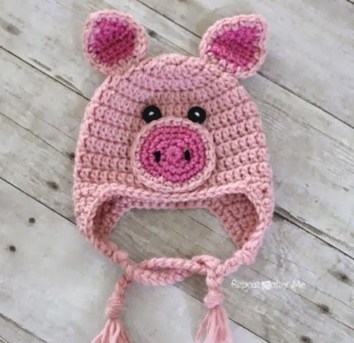 Beautiful Free Crochet Patterns for Baby Animal Hats Baby Animal Hats Of Attractive 49 Images Baby Animal Hats