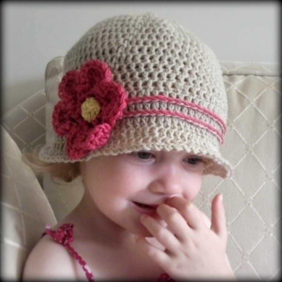 Beautiful Free Crochet Patterns for Baby Cowboy Hats Dancox for toddler Crochet Hat Pattern with Flower Of Luxury 50 Ideas toddler Crochet Hat Pattern with Flower