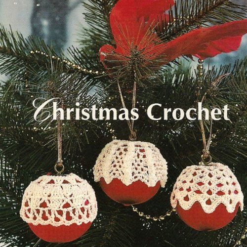 Beautiful Free Crocheted ornament Cover Patterns Crochet Christmas ornaments Patterns Of Unique 47 Pics Crochet Christmas ornaments Patterns