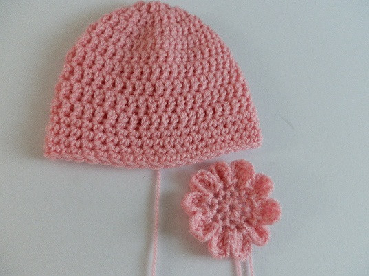 Beautiful Free Easy Crochet Baby Hat Pattern with Crochet Flower toddler Crochet Hat Pattern with Flower Of Luxury 50 Ideas toddler Crochet Hat Pattern with Flower