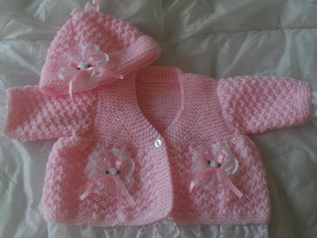 Beautiful Free Knitting Patterns for Babies Matinee Jackets Free Baby Knitting Patterns to Download Of Attractive 49 Ideas Free Baby Knitting Patterns to Download