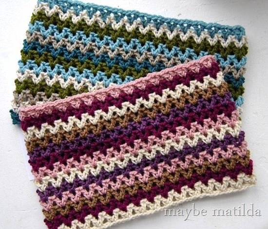 Beautiful Free Pattern to Make This Quick Striped Crochet Cowl Cute Easy Crochet Cowl Pattern Of Fresh 48 Models Easy Crochet Cowl Pattern