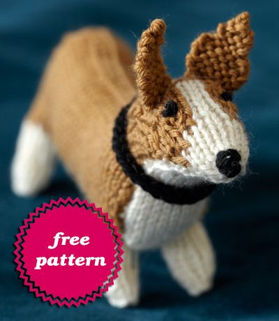 Beautiful Free Stuffed Dog Pattern Knitted Animals Of Attractive 49 Pics Knitted Animals
