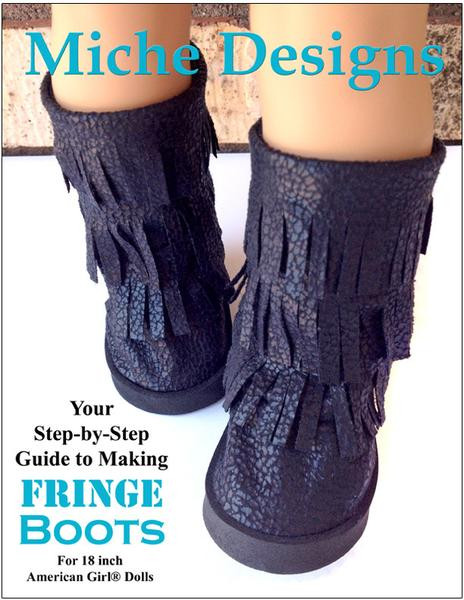 """Beautiful Fringe Boot 18"""" Doll Shoes Pattern Pdf Download Doll Shoes Pattern Of Lovely 46 Pictures Doll Shoes Pattern"""