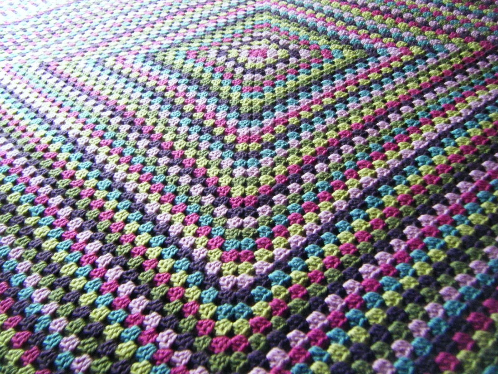 Beautiful Giant Granny Square for Our sofa Easy Granny Square Blanket Pattern Of Contemporary 40 Models Easy Granny Square Blanket Pattern