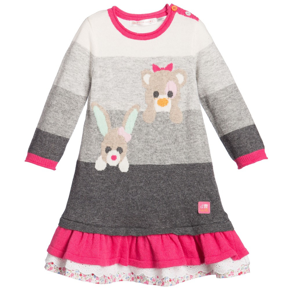 Beautiful Girls Knit Dresses Baby Girl Knitted Dress Of Incredible 47 Photos Baby Girl Knitted Dress
