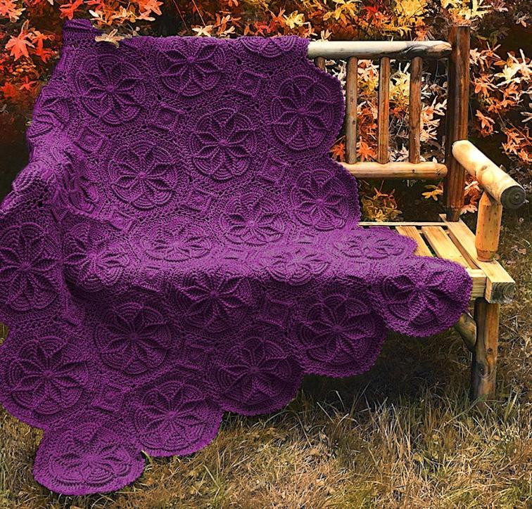 Beautiful Grenoble Afghan Crochet Kit Crochet Kit for Beginners Of Unique 40 Models Crochet Kit for Beginners