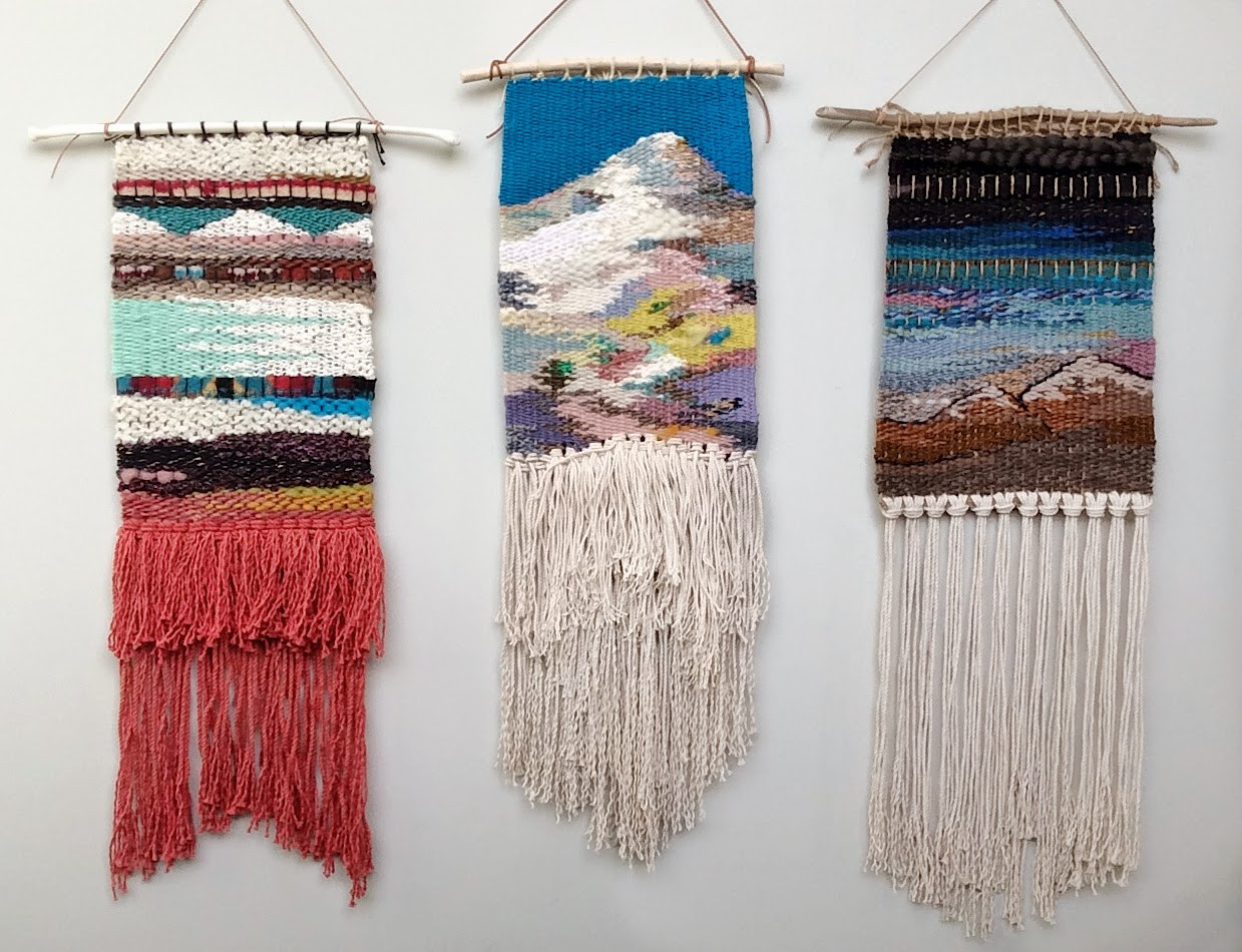 Beautiful Habit Of Art My Weaving Process Weaving Wall Hanging Of Brilliant 43 Models Weaving Wall Hanging