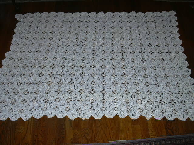 Beautiful Hand Crochet Tablecloth 1800 S From Antiques Jewelry Crochet Tablecloth for Sale Of Delightful 42 Ideas Crochet Tablecloth for Sale