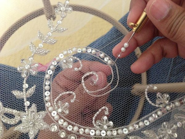 Beautiful Hand Embroidery Designs for Wedding Veils Google Search Wedding Embroidery Designs Of Wonderful 48 Photos Wedding Embroidery Designs