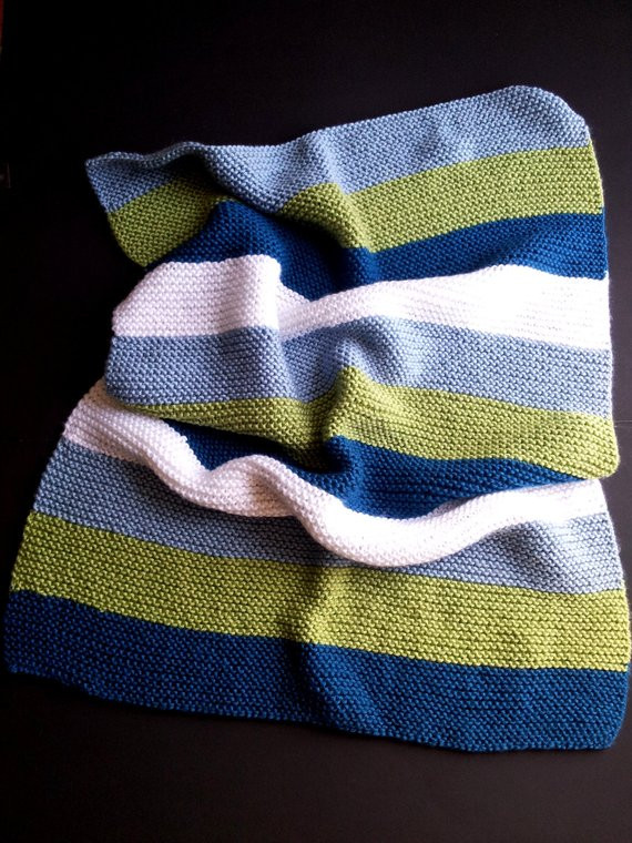 Beautiful Hand Knit Blue Baby Blanket Knitted Baby Blanket Knit Baby Hand Knitted Baby Blankets Of Gorgeous 42 Pics Hand Knitted Baby Blankets