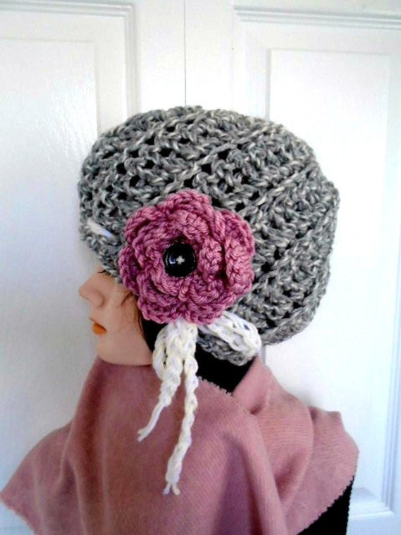hat crochet pattern quick thick and