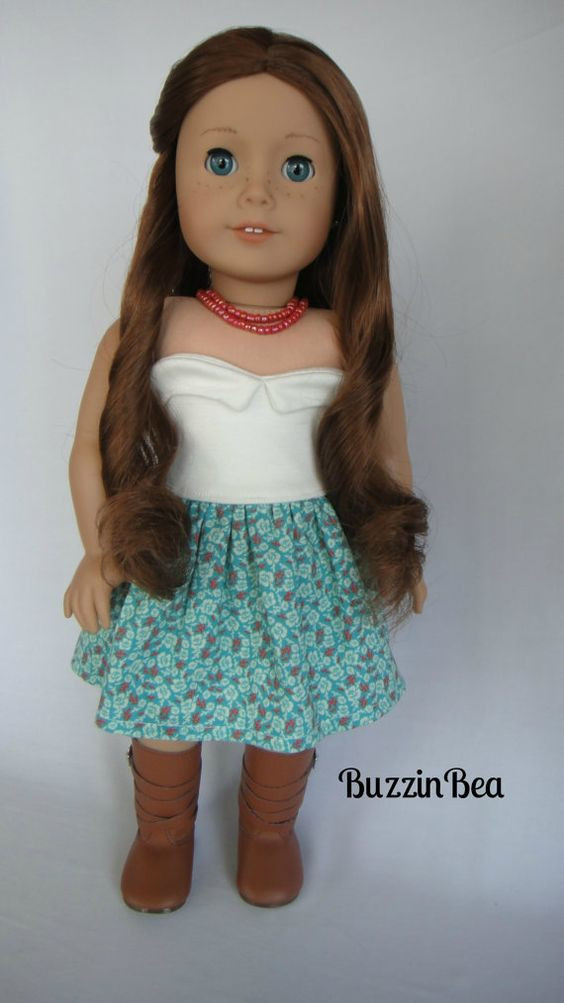 Beautiful Hibiscus Petal Dress American Girl Doll Clothes American Girl Doll Skirts Of Incredible 50 Ideas American Girl Doll Skirts