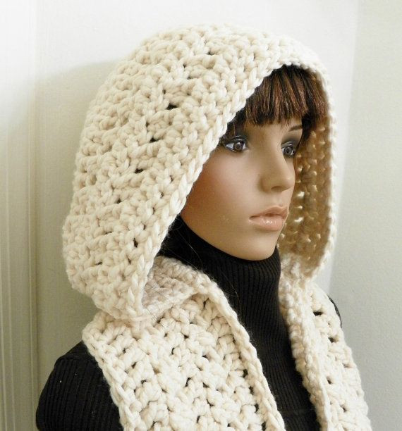 Beautiful Hooded Scarf Gonna Make This before the Long Rainy Season Crochet Hooded Scarf Of Wonderful 48 Images Crochet Hooded Scarf