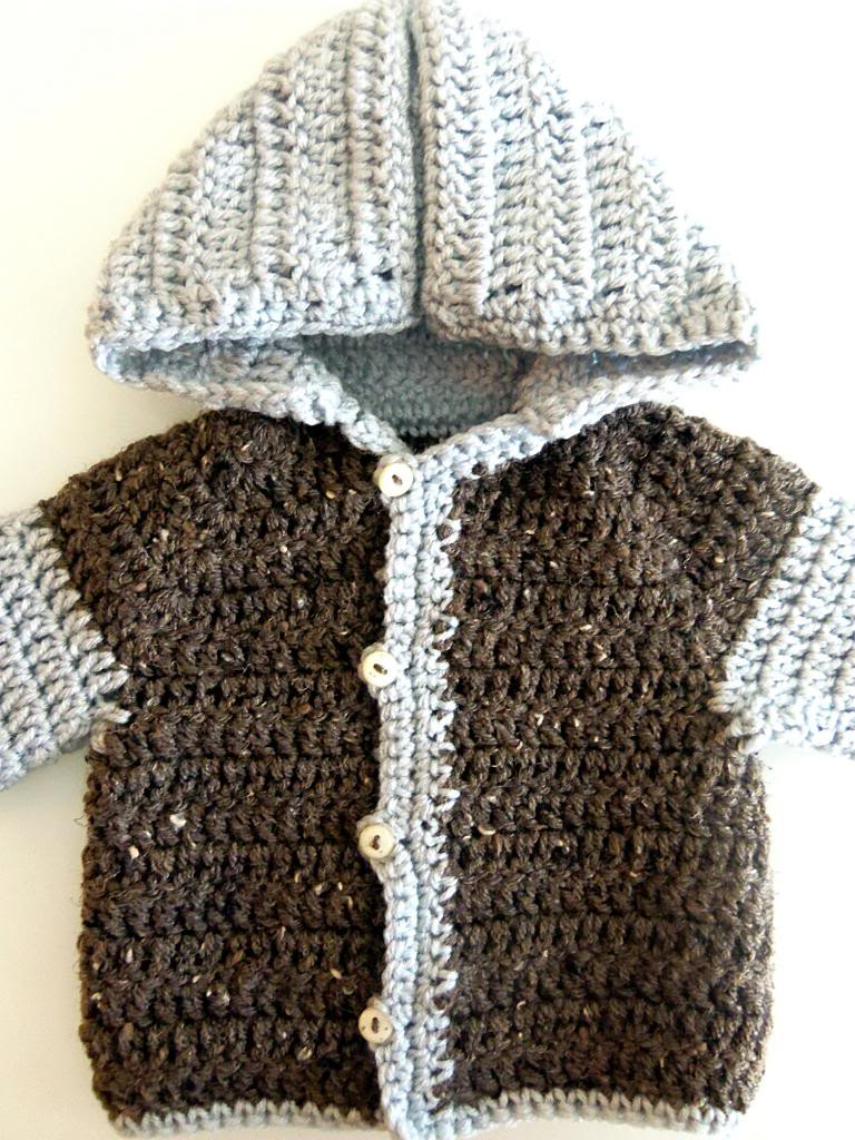 Beautiful How to Crochet Baby Boy Sweater Crochet Hoodie Pattern Free Of Attractive 40 Photos Crochet Hoodie Pattern Free