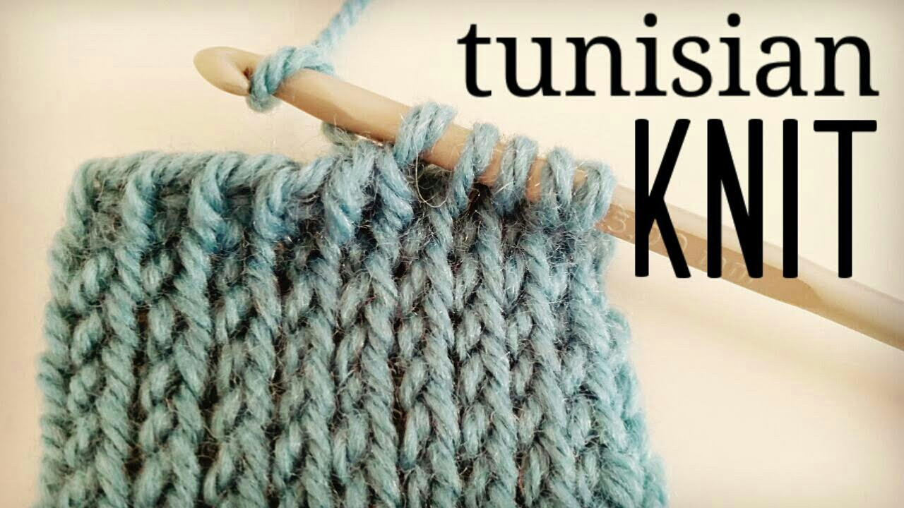 Beautiful How to Crochet Tunisian Knit Stitch Tks Tunisian Crochet Knit Stitch Of Superb 46 Pictures Tunisian Crochet Knit Stitch
