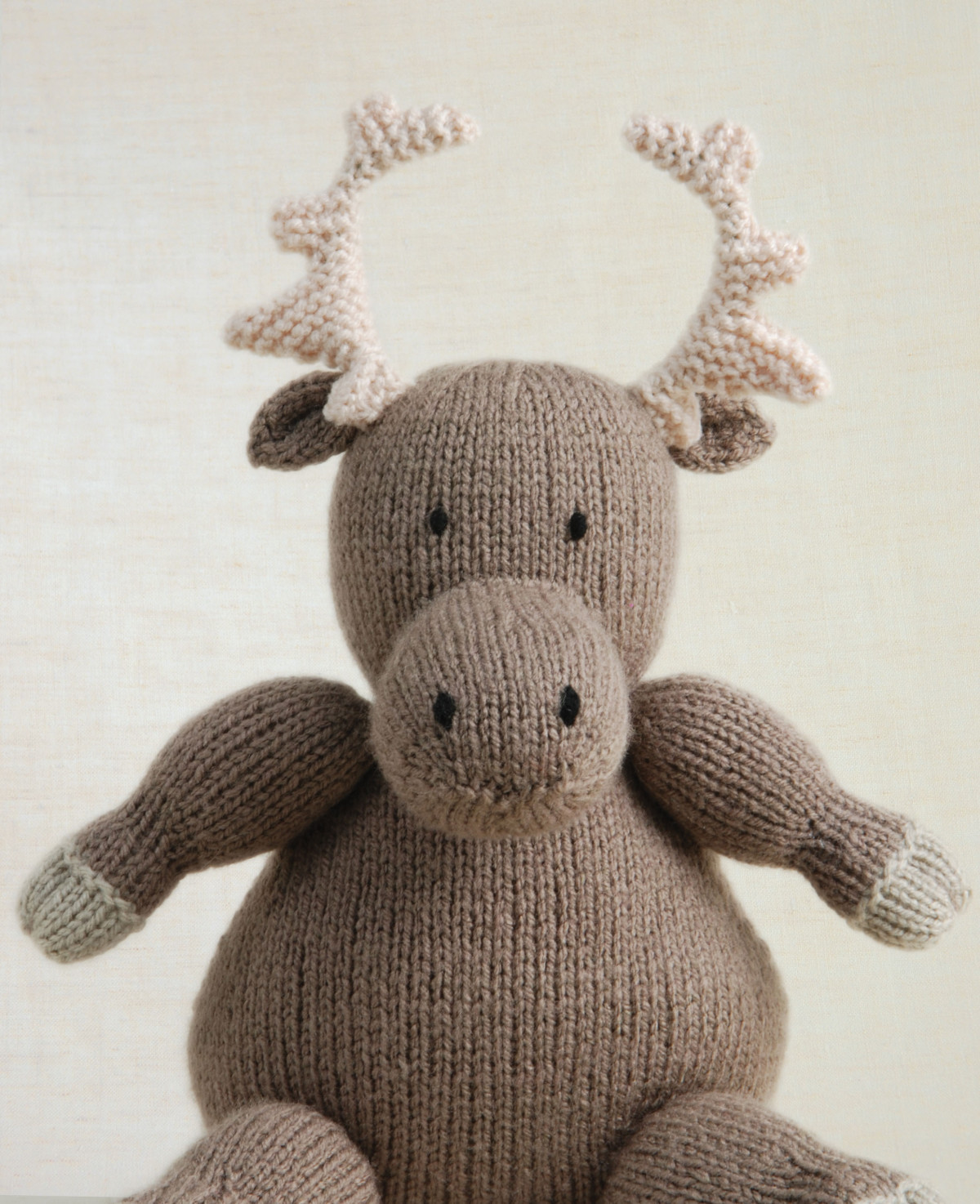 Beautiful How to Knit A Cuddly Moose Hobbycraft Blog Knit Stuffed Animals Of Beautiful 47 Pics Knit Stuffed Animals