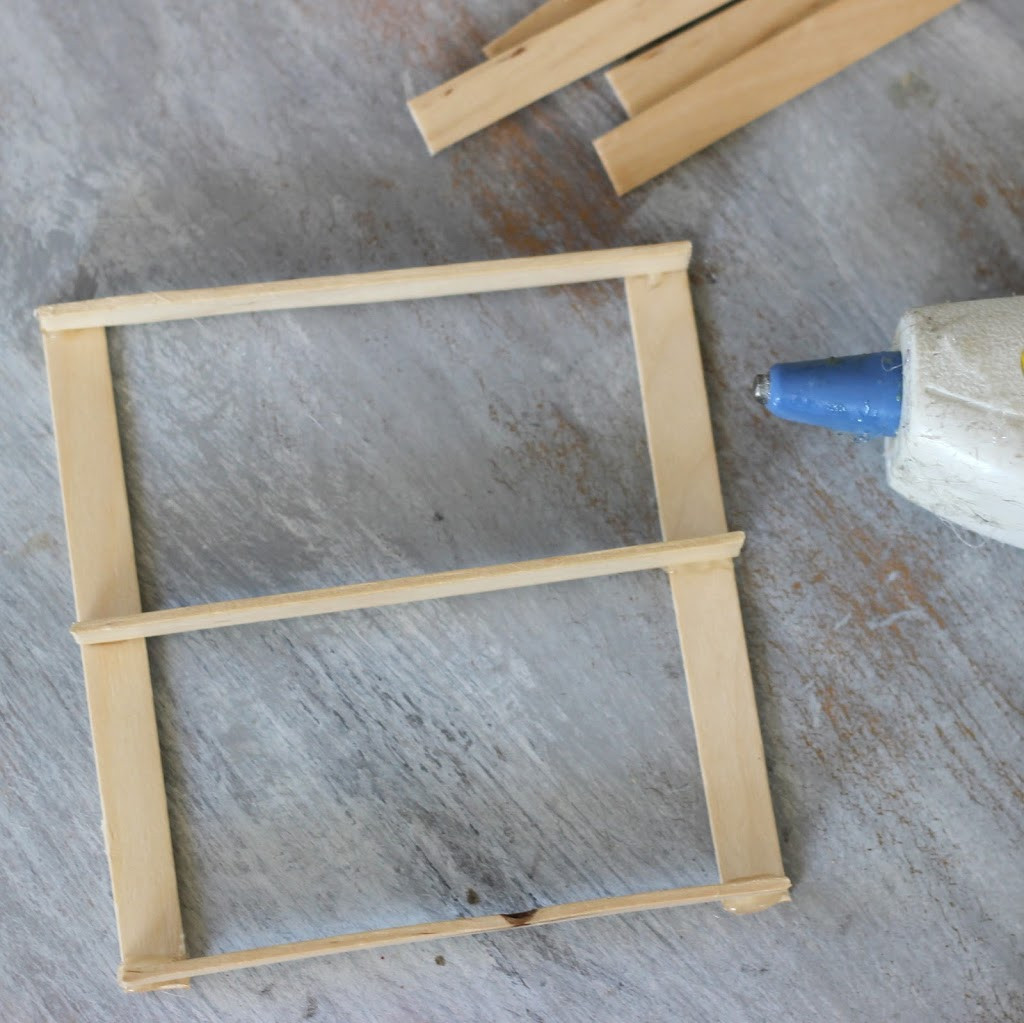 Beautiful How to Make A Mini Pallet Out Of Popsicle Sticks Mini Popsicle Sticks Of Great 46 Photos Mini Popsicle Sticks