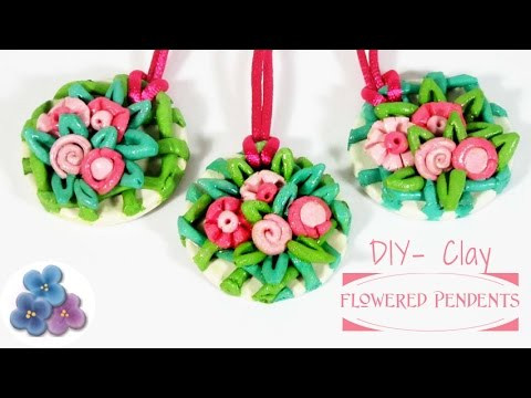 Beautiful How to Make Flowered Charms with Colored Air Dry Clay Colored Air Dry Clay Of Amazing 47 Pictures Colored Air Dry Clay