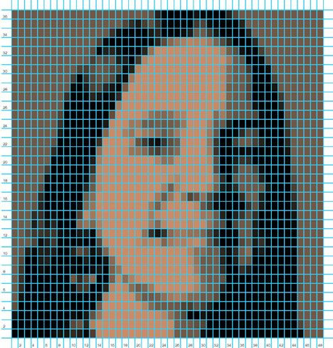 Beautiful How to Make Tapestry Crochet Graphs From Photos Free Crochet Graph Maker Of Incredible 46 Models Free Crochet Graph Maker