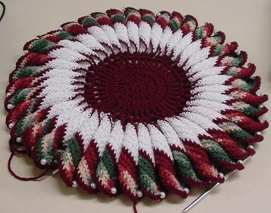 Beautiful Ididachain S Dolly Doily Page Free Crochet Pattern Christmas Doilies Of Wonderful 44 Photos Christmas Doilies