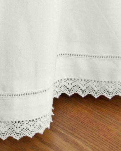 Beautiful Ivory Crochet Twin Full Queen King Bedskirt Cottage Crochet Bed Skirts Of Gorgeous 41 Pics Crochet Bed Skirts